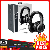 Headset Gaming MSI IMMERSE GH61 7.1 Surround Sound - Gaming Headset