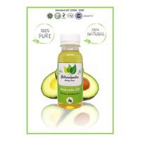 Pure Avocado Oil / Minyak Alpukat Avokad Murni 100ml Carrier Oil