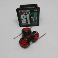 ban karet kreauto model s1 red