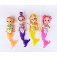 Boneka Barbie Putri Duyung/Mermaid Mini Termurah