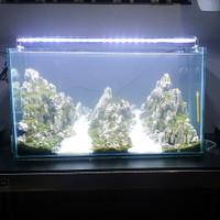 aquascape aquarium fullset jadi pegunungan 60/80 cm