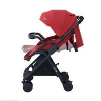 Stroller BabyDoes CH-TN 728 SN Nexus Tray Red