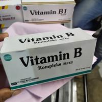 Vitamin B kompleks inj