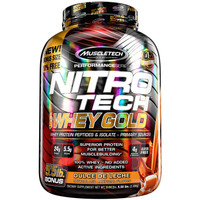 NITROTECH WHEY GOLD MUSCLETECH 6 LBS WHEY PROTEIN