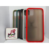 Case iPhone Transparan Matte iphone 6 6s 7 7p 8 8p x xs xr xsmax