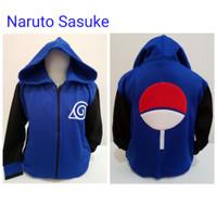 Jaket Naruto Sasuke Anak/Jaket Anak