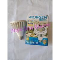 LED Lampu Sorot Morgen Legend Par Light 30 Warm White 20 W 20W 20Watt