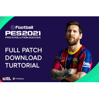 Patch Full Update / Option File PES 2021 - PS4