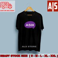 Baju Kaos Distro Asix Tshirt Pria Atasan Pria