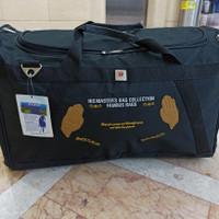 Tas Travel Bag Pakaian Paling Besar Super Jumbo Travelbag Barang Baju