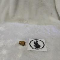 Nepel co2 diy Untuk tabung apar ukuran 1kg Bahan kuningan 100%