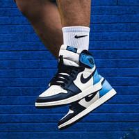 Nike air jordan obsidian ( sepatu nike / sepatu tinggi )