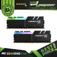 Gskill DDR4 TridentZ RGB PC32000 32GB (2x16GB) F4-4000C17D-32GTZRB