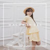 Setelan Anak Perempuan Macaron Set Lacey Atelier