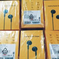 Original Realme Buds Classic Headset Earphone Hedset Handsfree Henfri