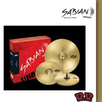PROMO 12.12 CYMBAL SABIAN SBR PERFORMANCE SET BONUS KAOS SABIAN