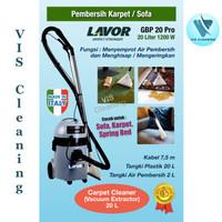 Carpet Cleaner (Vacuum Extractor) 20 Liter Lavor GBP 20 Pro