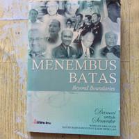 Buku Menembus Batas - Beyond Boundaries
