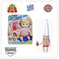 Baby Alive Littles Carry N Go Squad Little Chloe Blonde