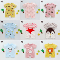 Jumper Romper Bayi Newborn - 18 bulan / Baby Jumpsuit Baju Kodok Anak