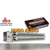EQUALIZER DBX231S DBX 231S ORIGINAL