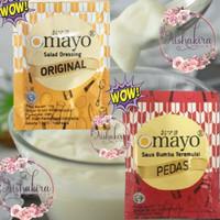 omayo mayonaise sachet PROMO MURAH