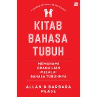 Kitab Bahasa Tubuh - Allan Pease & Barbara Pease