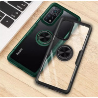 Case Xiaomi Mi 10T | Mi 10T Pro Fuze Carbon Stand Holder Ring Casing