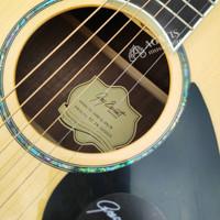 Gitar akustik original samick gregbennett GDR 210 N/NS