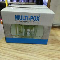 cat lantai multipox 99 white