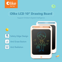 Olike LCD Drawing Board 10 inch - Candy Pink