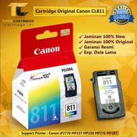Cartridge Canon CL811 CL 811 CL-811 Color Original IP2770 mp258 mp287