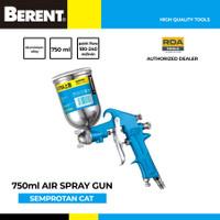 BERENT Spray Gun Tabung Atas F - 75G Tabung Atas BT9294