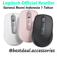 Logitech MX Anywhere 3 Wireless Mouse Garansi Resmi New MX Anywhere 2S