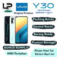 VIVO Y30 4/128 GB - Garansi Resmi Vivo
