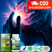 Obat Saraf Otak Yang Rusak 100% Herbal Alami - parkinson - alzheimer