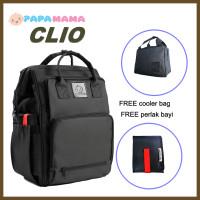 PAPAMAMA 1007 CLIO diaper bag tas bayi