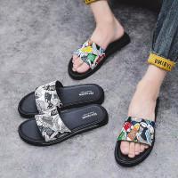 Sandal Slide Pria Sandal Selop Kekinian Terbaru Original Nyaman