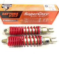 Shock Shockbreaker Daytona Super Cozy 335mm Red Yamaha NMAX