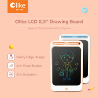 Olike LCD Drawing Board 8.5 inch - Candy Pink