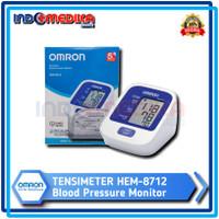 Alat Cek Kesehatan Tekanan darah OMRON HEM-8712 Tensimeter Digital