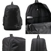 Converse speed 3 backpack original hitam