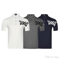 Polo shirt Kaos kerah M - XXL PXG Golf 2