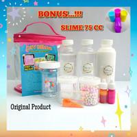 Slime Kit ANTI GAGAL/BAHAN SLIME/MEMBUAT SLIME/DIY SLIME/SLIME