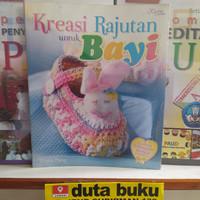 Buku Baju Rajut Rajutan Merajut untuk Bayi