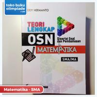 Buku Teori & Bank Soal Lengkap OSN Matematika SMA