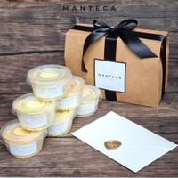 MANTECA Hampers 6 pcs x 85gr Finishing Butter