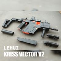 Lehui Kriss Vector V2 electric Gel Blaster WGB