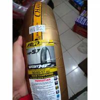 ban fdr mp 57 ring 17 tubeless ukuran 90/80-17 ban soft compound