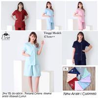 Arale Kulot Baju Baby Sitter / Baju Seragam Suster / Nanny Uniform